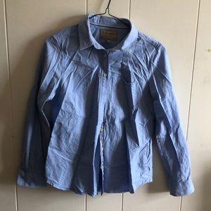 light blue button down shirts